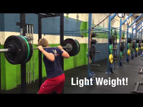 Think Light When Lifting Heavy