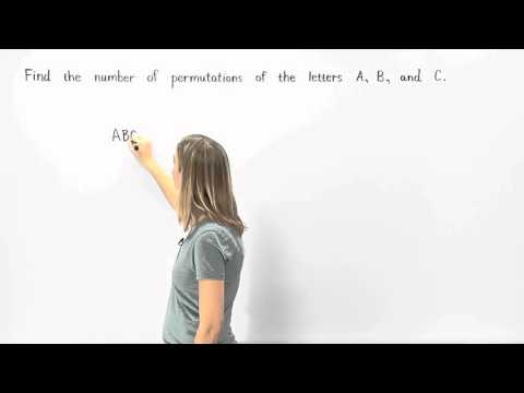 Permutations | MathHelp.com