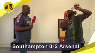 Southampton 0-2 Arsenal | The Players Had A Point To Prove! (Kelechi)