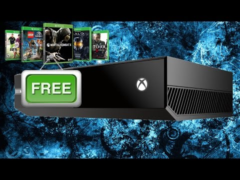 How to get xbox one games for free 2016 to 2017