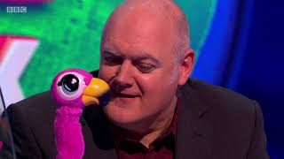 Mock the Week S19 Christmas Special. Seasonal material, fond favourites and previously unseen bits.