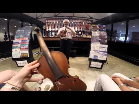 What to look for when buying a student violin, viola or cello