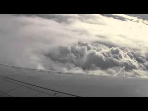 Flight London Stanstead to Milan Bergamo Airport - Lake Como Part 1