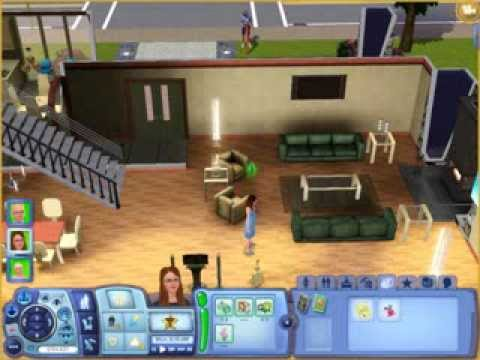 How to throw a birthday party on the sims3