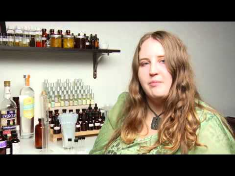 Recipe for Solid Perfumes