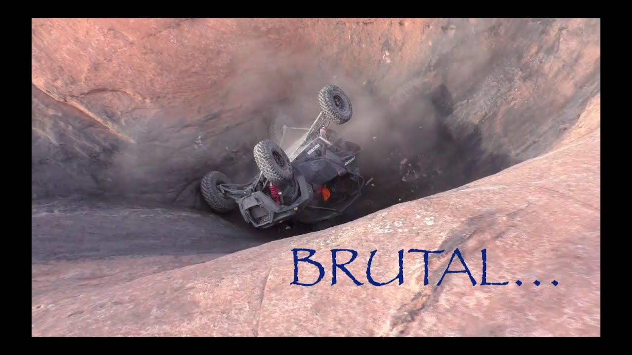 Worst Moab Hot Tub crash EVER?