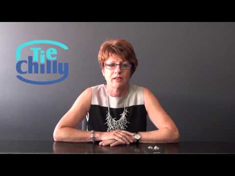 Tie Chilly - Real body cooling technology