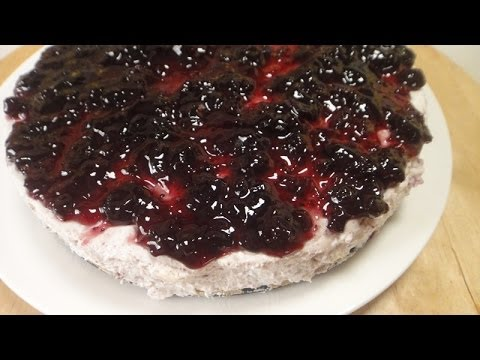 Blueberry Cheesecake | Sanjeev Kapoor Khazana