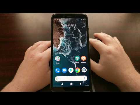 How to Lock the Mi A2 Bootloader
