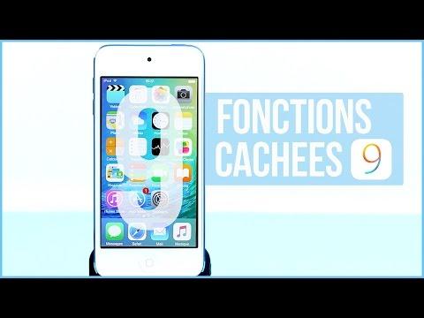 iOS 9 : Les astuces et fonctions cachées pour iPhone, iPod touch et iPad