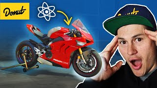 This is the Most Technologically Advanced Motorcycle EVER