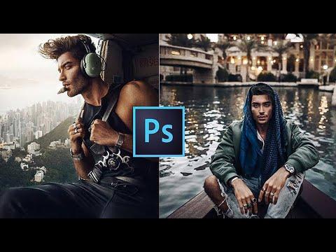 How to Edit like @TONIMAHFUD | Famous Instagram Photographer #2