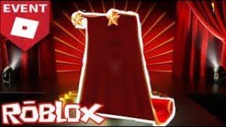roblox red carpet cape Videos - 9tube tv