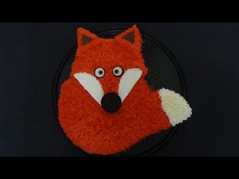 how to make fox cake