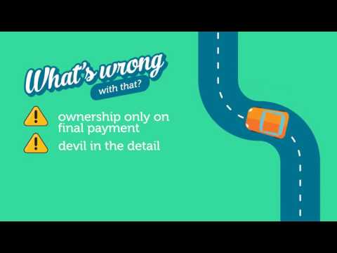 Is It Yours -Some info on car finance
