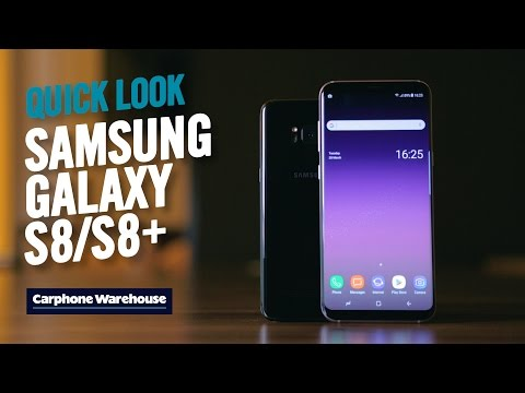 Samsung Galaxy S8 30 Second Review