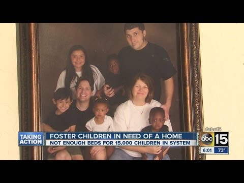 Families worried about becoming foster parents