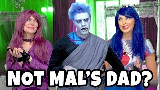 DESCENDANTS 3 HADES IS NOT MAL'S DAD? (WILL EVIE AND MAL STOP HIM.) Totally TV.