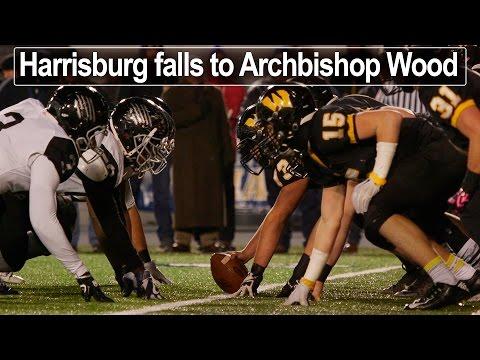 Harrisburg falls to Archbishop Wood in PIAA Class 5A football championship
