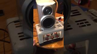 Masco Sound Systems Ma17n Tube Amplifier