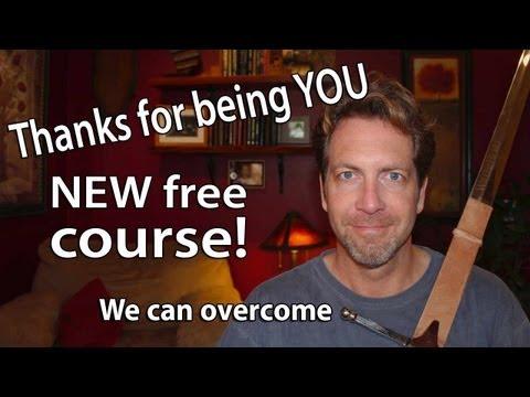 I'm Back! w/a new free course Love Heals Depression