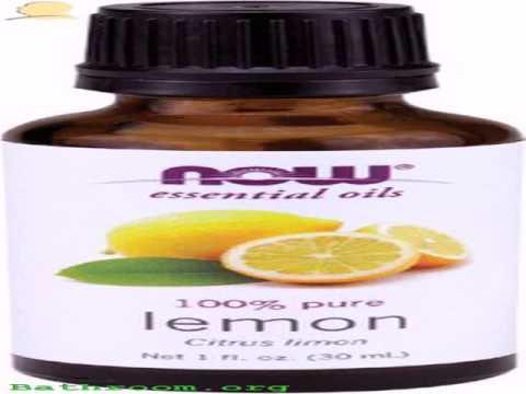 NOW Foods Lemon Essential Oil Review 2015