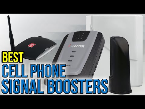 7 Best Cell Phone Signal Boosters 2017