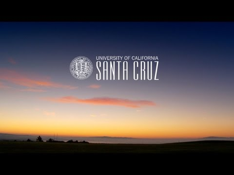 This is UC Santa Cruz