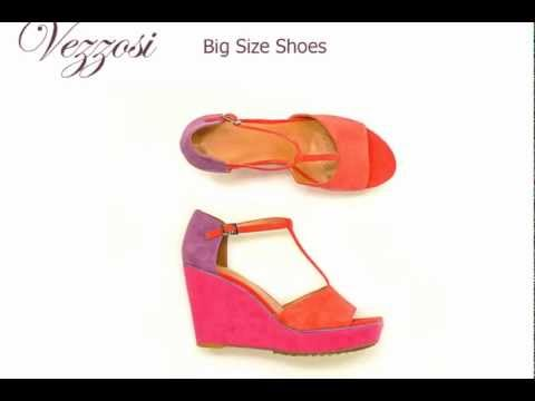 High Heels for Large Size Shoes: high heels for tall women that need big size shoes