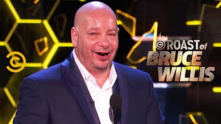 Jeff Ross Takes Bruce Willis to the Cleaners - Roast of Bruce Willis - Uncensored