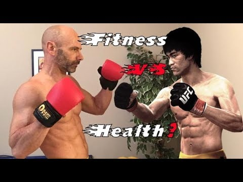 Fitness vs Health? A Balanced View of Health, Fitness, Physical, Social and Mental Well Being