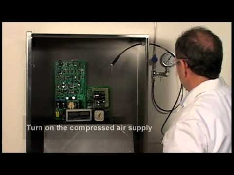 Parker Cabinet Drying Technology
