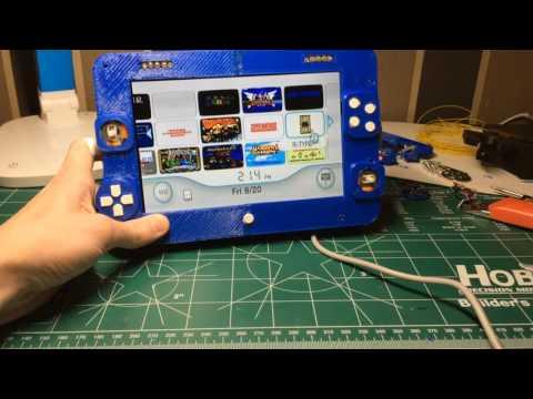 DIY Portable Wii !!