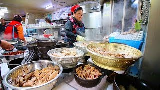 Download EXTRA SPICY Korean Street Food Tour in Busan, Korea | STREET FOOD in KOREA + SEAFOOD Market Tour Video