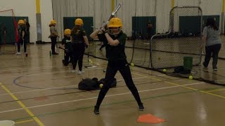 Pirates' Softball holds promise with young players