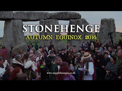 Stonehenge Autumn Equinox Celebrations - 22nd September 2016