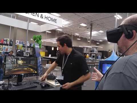 My Best Buy Oculus Rift Demo