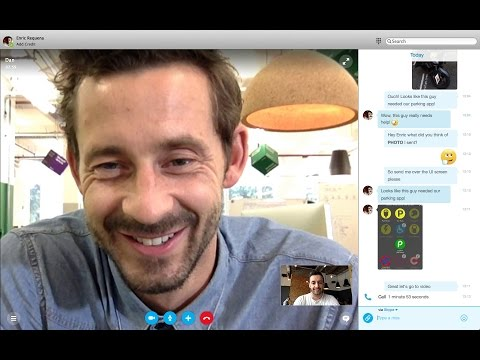 Introducing the new Skype for Mac
