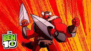 Ben 10 | Alien Worlds: Four Arms | Episode 12 | Cartoon Network
