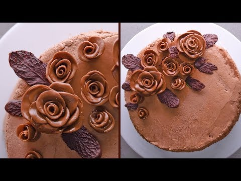 FUN and Simple Chocolate Cake Recipe by So Yummy