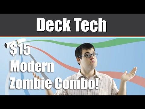 $15 Modern Zombies Deck Tech!