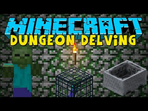 Minecraft Endeavors - Zombie Spawning Dungeon