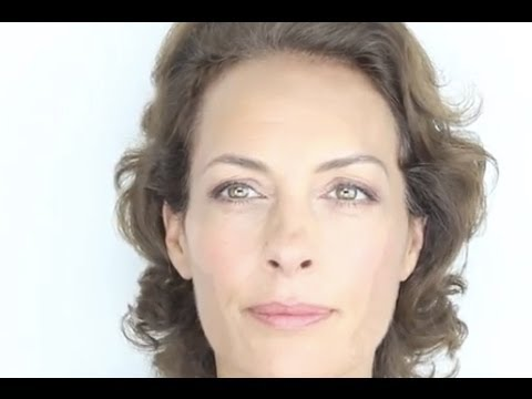 Easy Natural Day look for Mature skin
