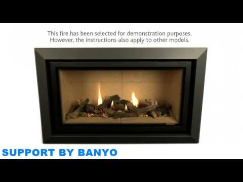 How to change the Channel on the Thermostatic Remote Control for your Gazco Fire or Stove