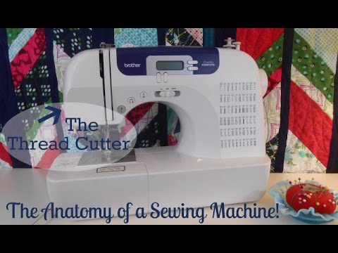 Learn To Sew - Quick Snip - The Thread Cutter