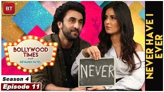Ranbir Kapoor & Katrina Kaif talk Jagga Jasoos & more - Never Have I Ever - Season 4 Episode 11