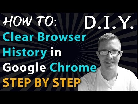 How To: Clear Browser History Google Chrome & Surf Anonymously