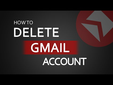 How to Delete Gmail account permanently 2014?