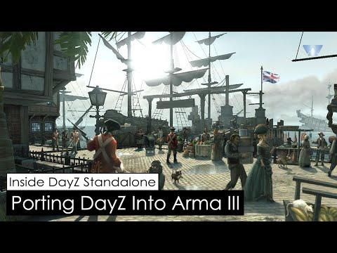 Porting DayZ Into Arma 3 Tutorial