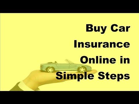 Buy Car Insurance Online in Simple Steps    2017 Motor Insurance Tips
